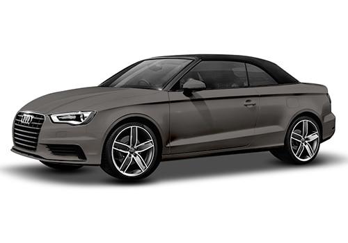 Audi A3 cabriolet Dakota Grey Metallic Color