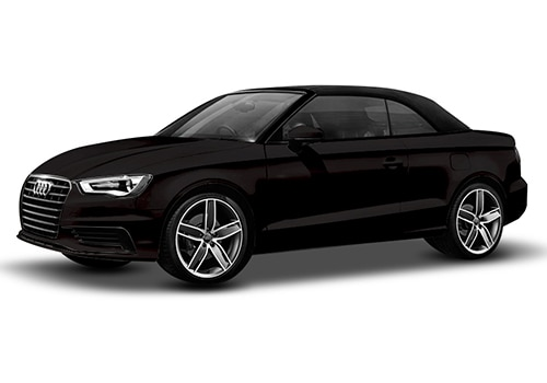 Audi A3 cabrioletPhantom Black Color