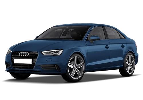 Audi A3Scuba Blue Metallic Color