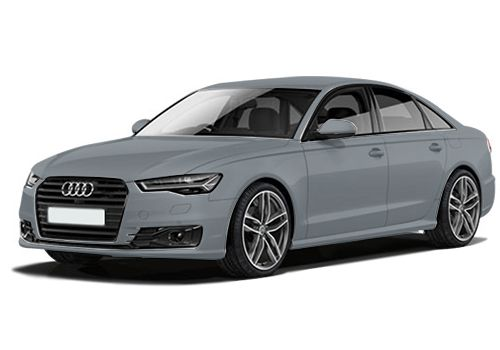 Audi A6 Floret Silver Metallic Color