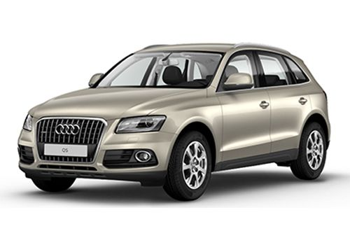 Audi Q5Floret Silver Metallic Color
