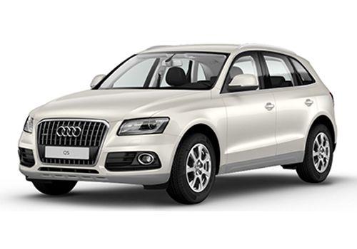 Audi Q5Ibis White Color