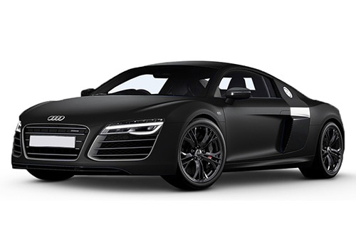 Audi R8Panther Black Color