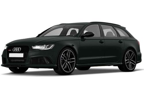 Audi RS6 Avant Mythos Black Color