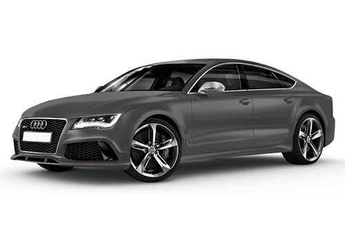 Audi RS7 Daytona Grey Color