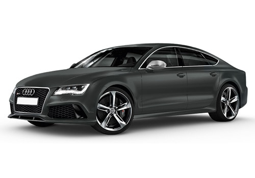 Audi RS7 Daytona Grey pearl effect Color