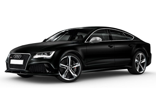 Audi RS7 Phantom Black Pearl Effect - Audi TT Color
