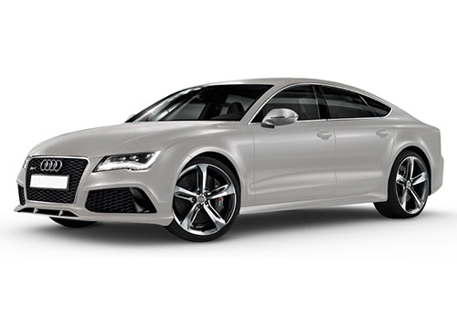Audi RS7 Suzuka Grey Metallic Color