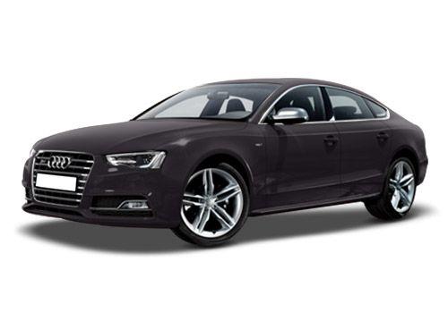 Audi S5 Brilliant Black Color