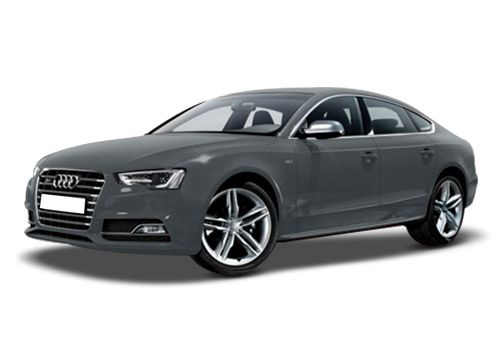Audi S5 Monsoon Gray Metallic Color