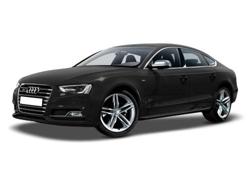 Audi S5 Mythos Black Color