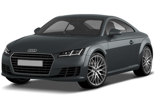 Audi TT Daytona Grey pearl effect Color