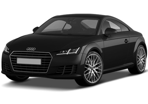 Audi TT Panther Black Color