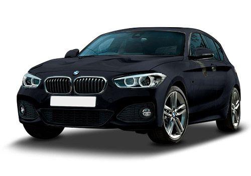 BMW 1 Series Black Sapphire Color