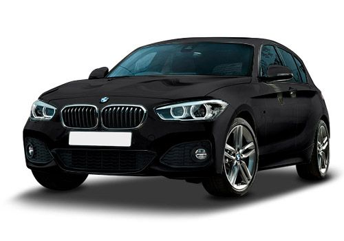 BMW 1 Series Black Color