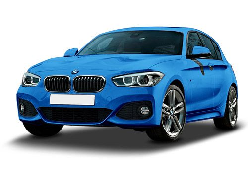 BMW 1 SeriesEstoril Blue Color