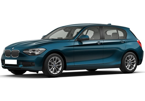 BMW 1 Series Midnight Blue - BMW Color