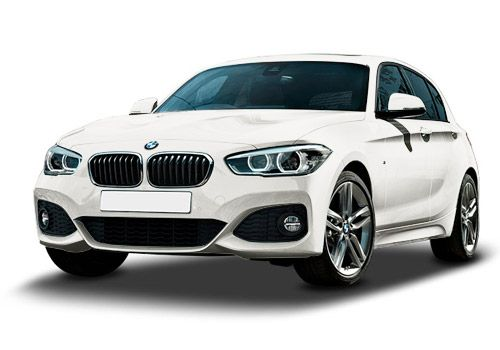 BMW 1 Series Mineral White Color