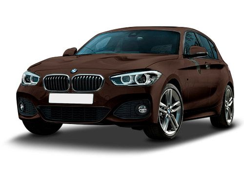 BMW 1 Series Sparkling-Brown Color