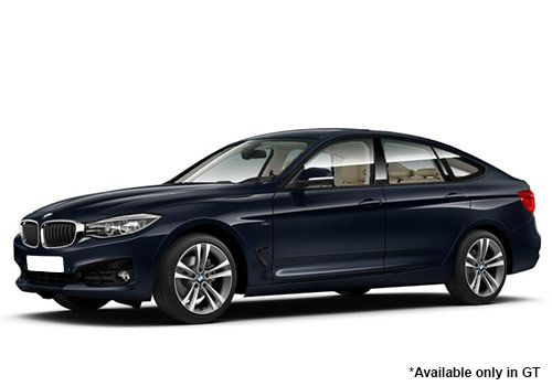 BMW 3 Series Imperial Blue Brilliant Effect GT Variant Color