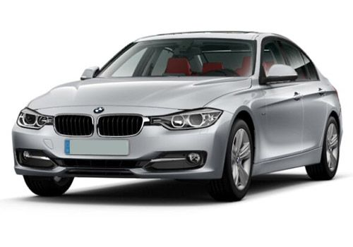 BMW 3 Series Glacier Silver Color
