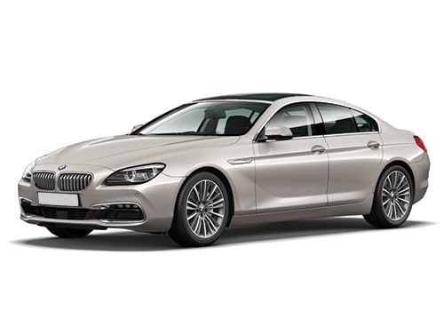 BMW 6 Series Cashmere Silver Color
