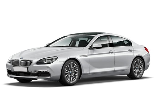 BMW 6 Series Glacier Silver Color