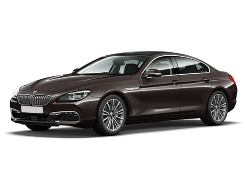 BMW 6 Series Jatoba Color