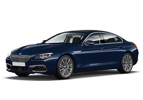 BMW 6 Series Mediterranean Blue Color