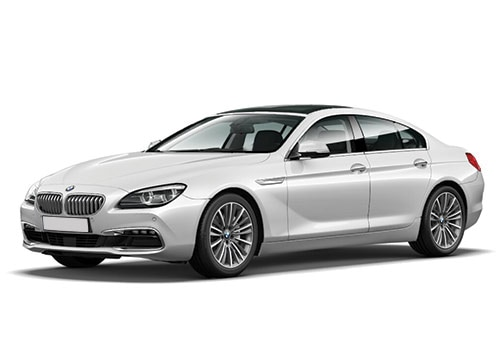 BMW 6 Series Space Grey Color