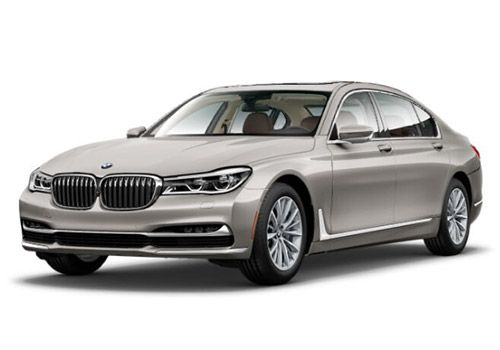 BMW 7 SeriesCashmere Silver Color