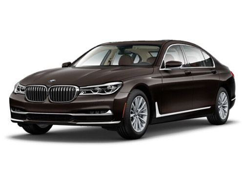 BMW 7 Series Jatoba Color