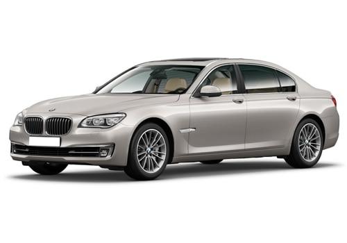 BMW 7 Series Cashmere Silver Color