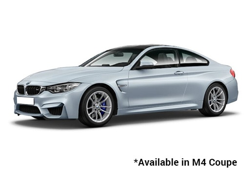 BMW M Series Silverstone - M4 Coupe Color
