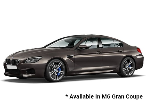 BMW M Series Havana Color