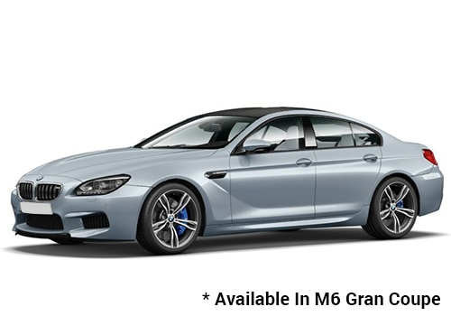 BMW M Series Silverstone - M6 Coupe Color