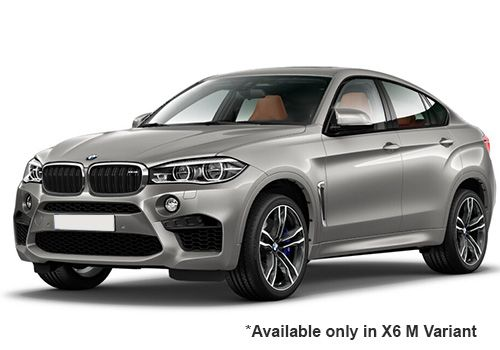 BMW M Series Donington-Grey X6 M Variant Color