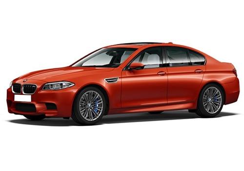 BMW M Series Sakhir Orange Color