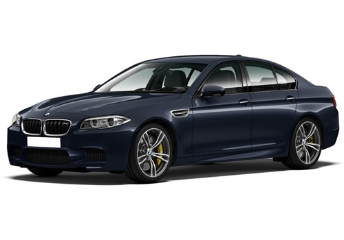 BMW M Series Imperial Blue Brillant Effect Color