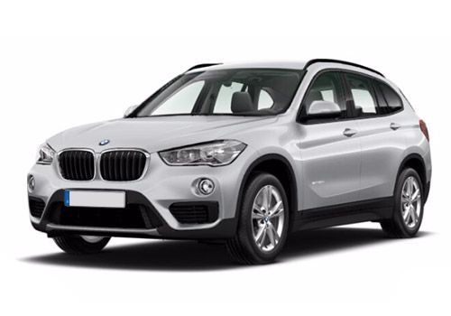 BMW X1 Glacier Silver Color