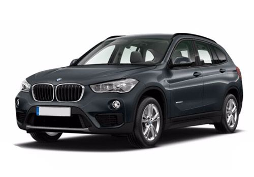 BMW X1 Mineral Grey Color