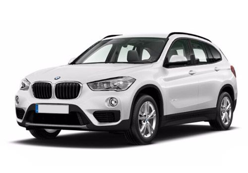 BMW X1 Mineral White Color