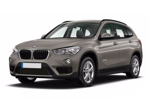 BMW X1Platinum Silver Color