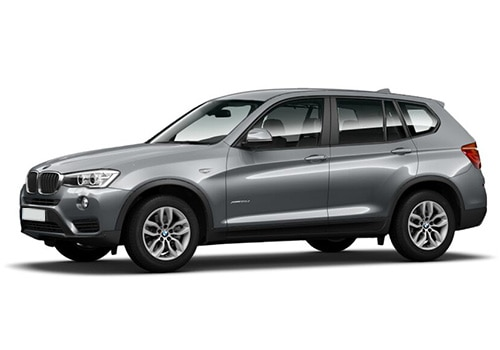BMW X3 Space Grey Color