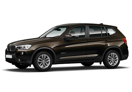 BMW X3 Sparkling Brown Metallic Color