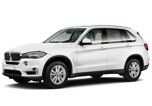 BMW X5 Alpine White Color