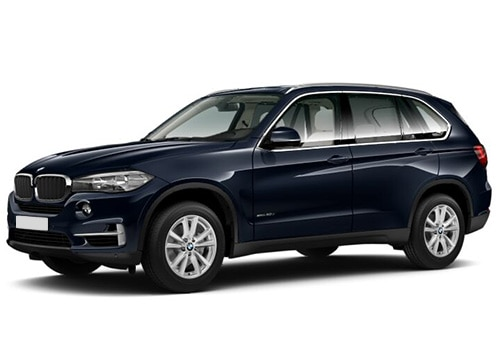 BMW X5 Imperial Blue Brillant Effect Color