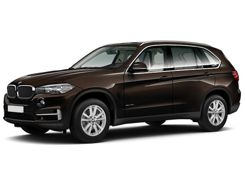 BMW X5 Sparkling-Brown Color