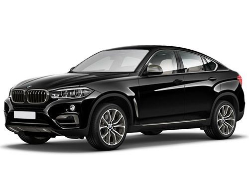 BMW X6Black Color