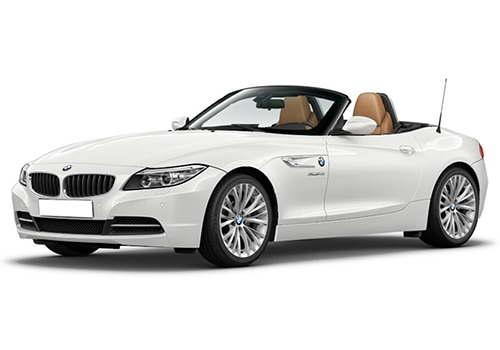 BMW Z4 Alpine White Color